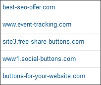 spam referrer
