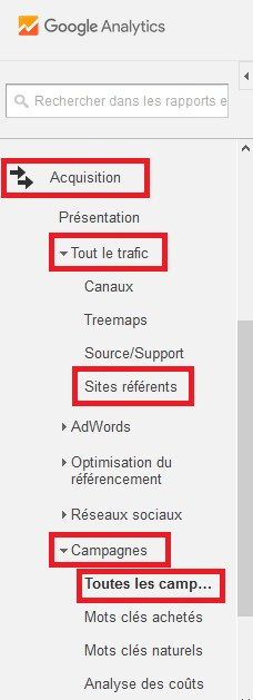 detecter le spam referrer